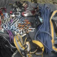 Rock Climbing 101: The Basic Gear