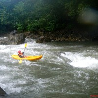 Experience Antique: Wet and Wild Whitewater Kayaking in Tibiao River