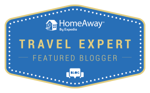 HomeAway Featured Travel Blogger