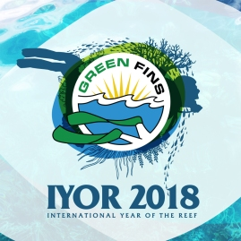 Green Fins International Year of the Reef