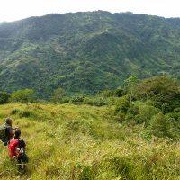 Cebu Highlands Trail Segment 1A: Mt. Manunggal to Mt. Tongkay