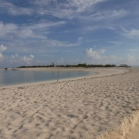 Seco Island: A Sandbar in the Middle of Nowhere